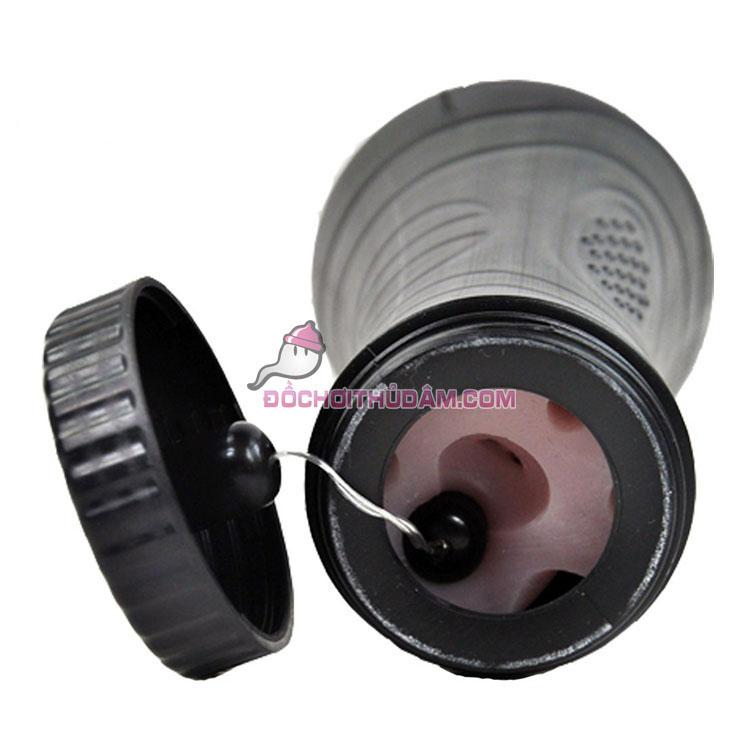 Hướng dẫn vệ sinh âm đạo giả Flashlight 7 kiểu rung 02
