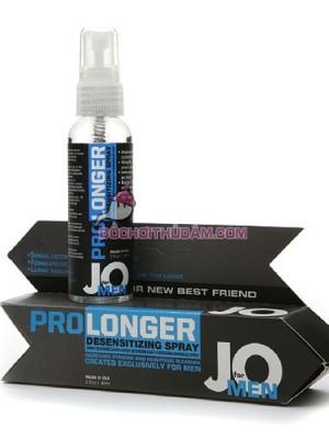 Jo Prolonger trị xuất tinh sớm