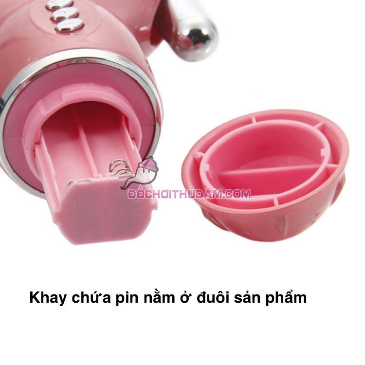 Lưỡi liếm âm đạo đặc biệt sử dụng 4 pin