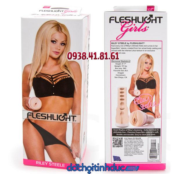 Hộp Âm đạo giả Fleshlight Girl Riley Steele